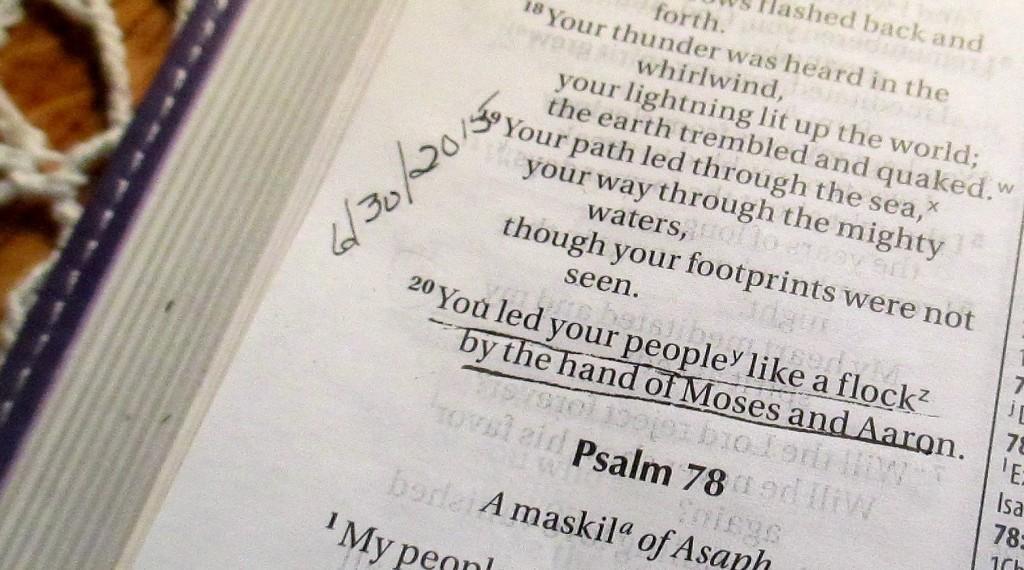 psalm 7720